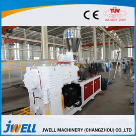 SJZ92/188 Pvc Wall Panel Making Machine Semi Skinnning Co Extrusion