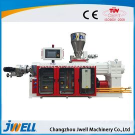 Wall Panels Single Screw Extruder Machine Fire Prevention Anti Corrosion