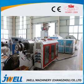 Wallboard Plastic Profile Extrusion Line Fast Loading Easy Operating