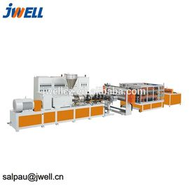 Multi Layer Plastic Making Machine , Plastic Extrusion Equipment Corrugated Board