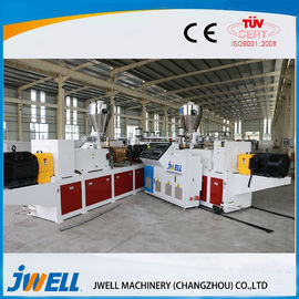 China Inner Decoration WPC Extrusion Line Smooth Surface Low Density Co Extrusion Foamed factory