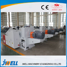 China 400Kg/H Capacity Wpc Production Line 5-20mm Products Thickness 75Kw factory