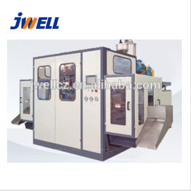 Uniform Clamping  Blow Moulding Machine Double Station Multi Function