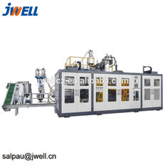 Up Blowing Structure Plastic Blow Moulding Machine Continuous Type Die Head