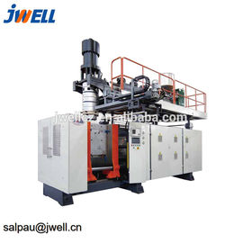 Chemical Packaging Plastic Bottle Making Machine , Injection Moulding Machine 100L