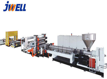 China Full Automatic Plastic Extrusion Machine High Capacity Good Plasticization factory