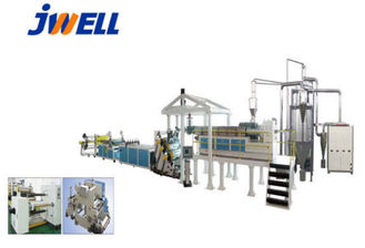 Jwell Pet Single Screw Extruder Crystallization Drying Sheet 220-380v