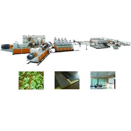 Pvc Semi Skinning Foam Board Extrusion Line In Construction And Decoration Industrial