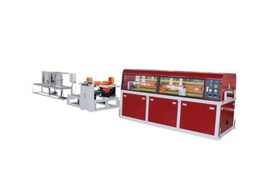 PVC WPC Extrusion Line For Door And Windows PVC Wall Panel Production Line