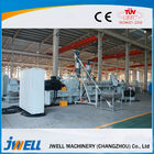 Simple Formulation Indoor Decorative Materials Extrusion Line Advanced Structure supplier