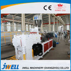Standard Profile Dual Screw Extruder Extrusion Line Synthenic Wood Foam supplier
