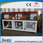 Ac Variable Frequency Plastic Profile Extrusion Line For Door Cover Lines supplier