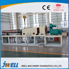 400Kg/H Capacity Wpc Production Line 5-20mm Products Thickness 75Kw supplier