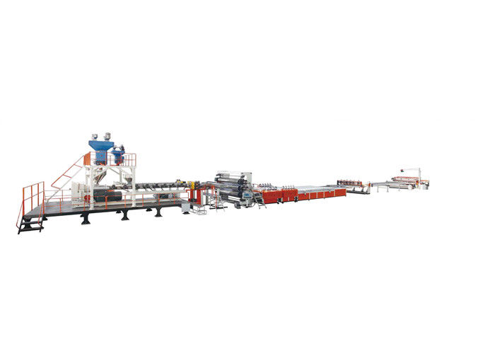 PPR PE Pipe Extrusion Line Equipment High Output Small Diameter Automatic